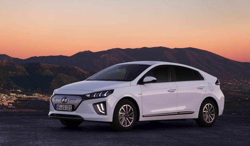 Hyundai IONIQ Electric vol