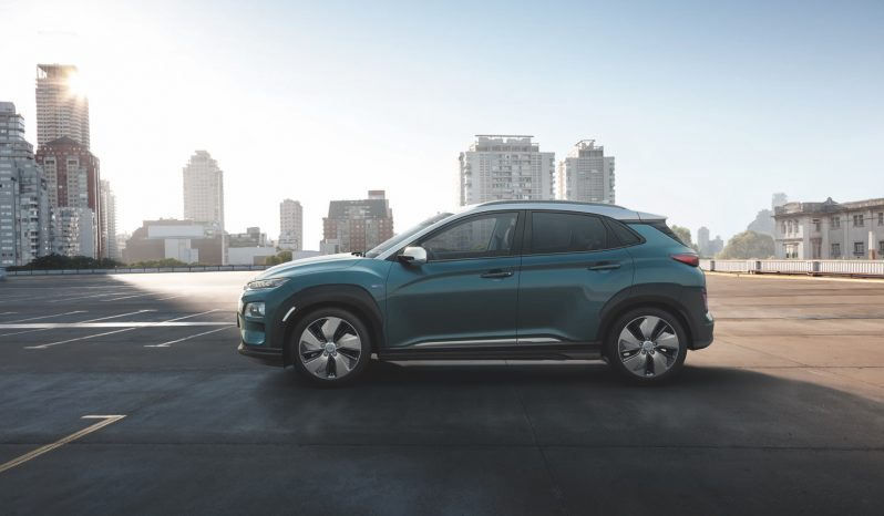 Hyundai Kona Electric 64 kWh vol
