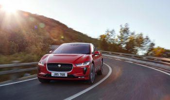 Jaguar I-Pace vol