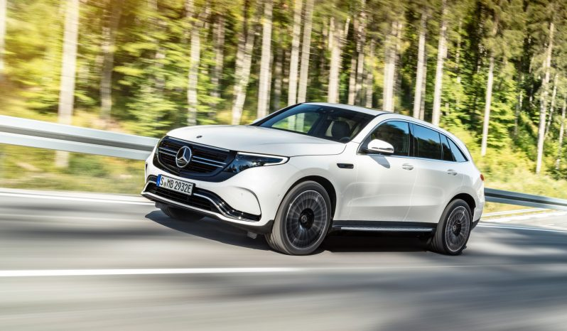 Mercedes EQC 400 4MATIC vol