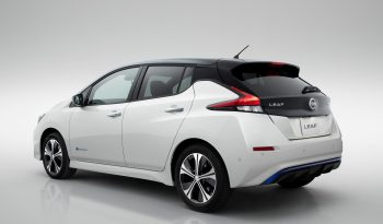Nissan Leaf e+ vol