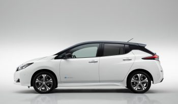 Nissan Leaf vol