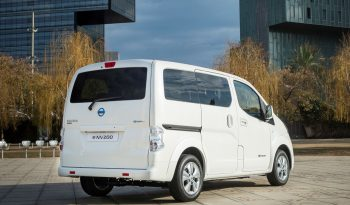 Nissan e-NV200 Evalia vol