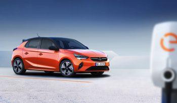 Opel Corsa-e vol