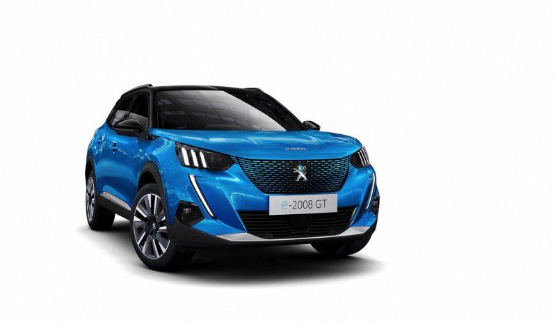 Peugeot e-2008 SUV vol