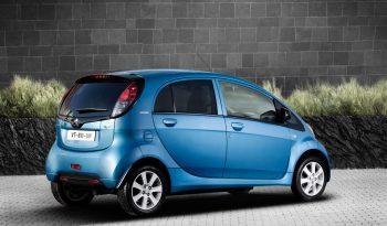 Peugeot iOn vol