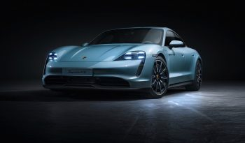 Porsche Taycan 4S Plus vol
