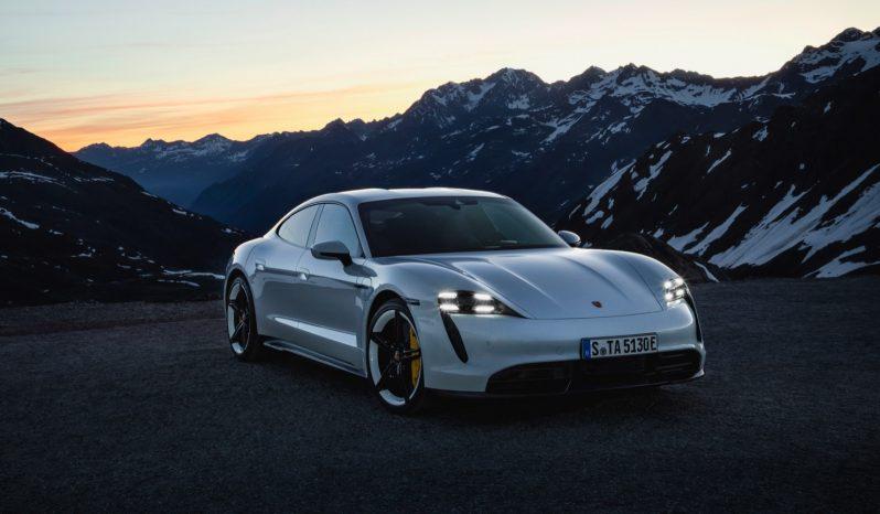 Porsche Taycan Turbo S vol