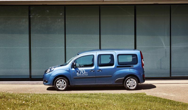 Renault Kangoo Maxi ZE 33 vol