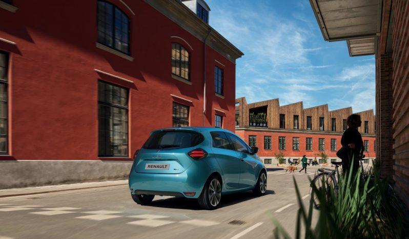 Renault Zoe ZE50 R135 vol