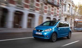 SEAT Mii Electric vol