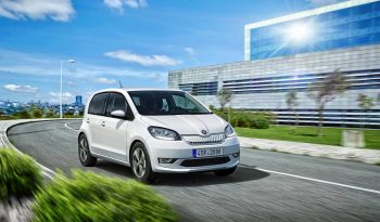 Skoda CITIGOe iV vol