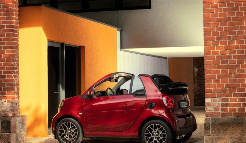 Smart EQ fortwo cabrio vol