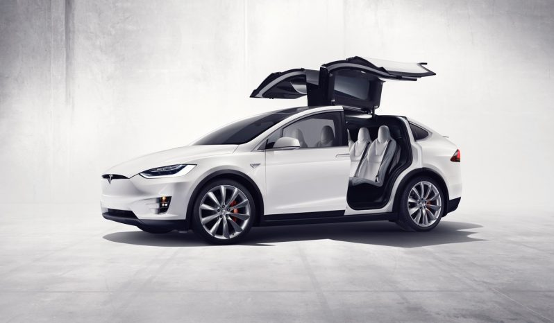 Tesla Model X Performance vol