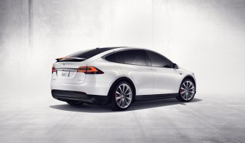 Tesla Model X Long Range vol