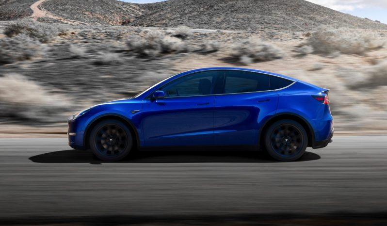 Tesla Model Y Long Range Performance vol