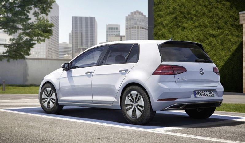 Volkswagen e-Golf vol